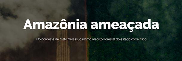 Amazônia ameaçada