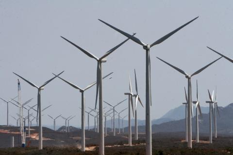 Energia eólica - Bahia