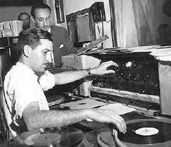 Roquette-Pinto na Rádio Sociedade do RJ