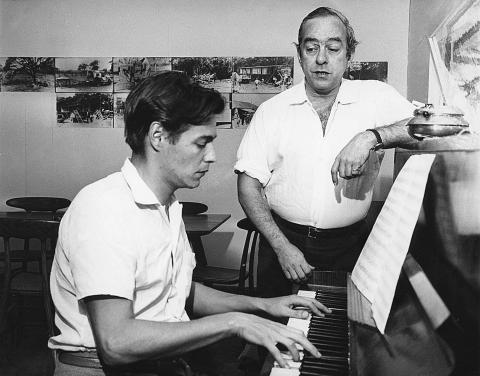 Tom Jobim e Vinicius de Morares