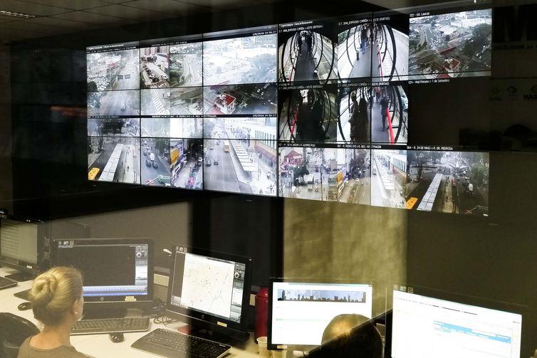 Centro de Controle de Trânsito em Curitiba