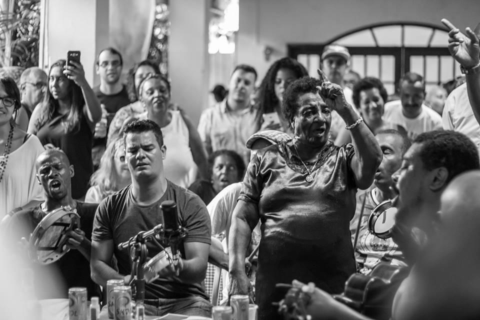 Ledahi - Roda de samba do centenário Silas de Oliveira em SP