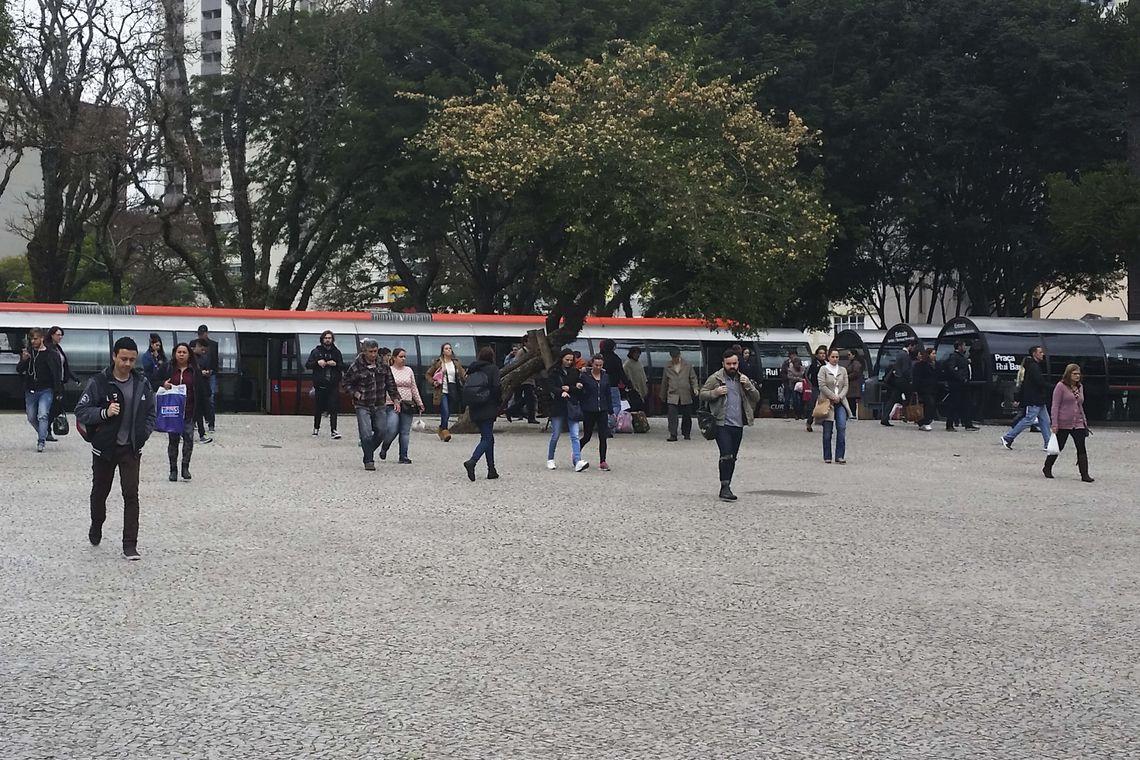 Transporte em Curitiba
