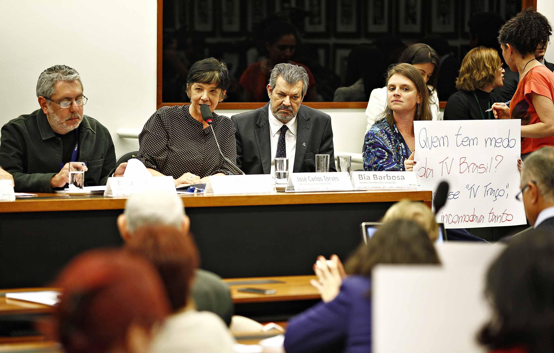 Rita Freire, presidenta do Conselho, defende importância do colegiado