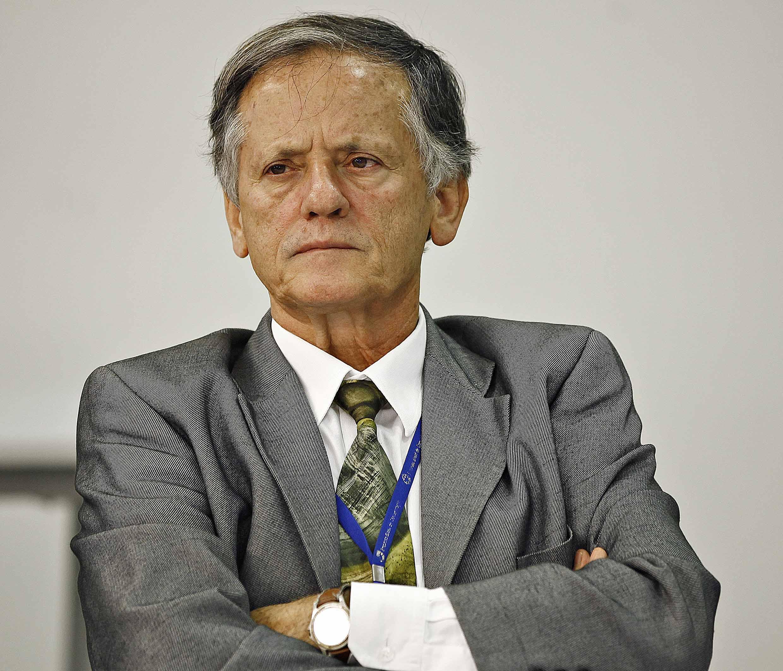 O novo diretor de jornalismo, Lourival Macedo