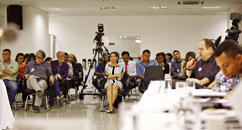 EBC apresentou proposta de nova grade da TV Brasil