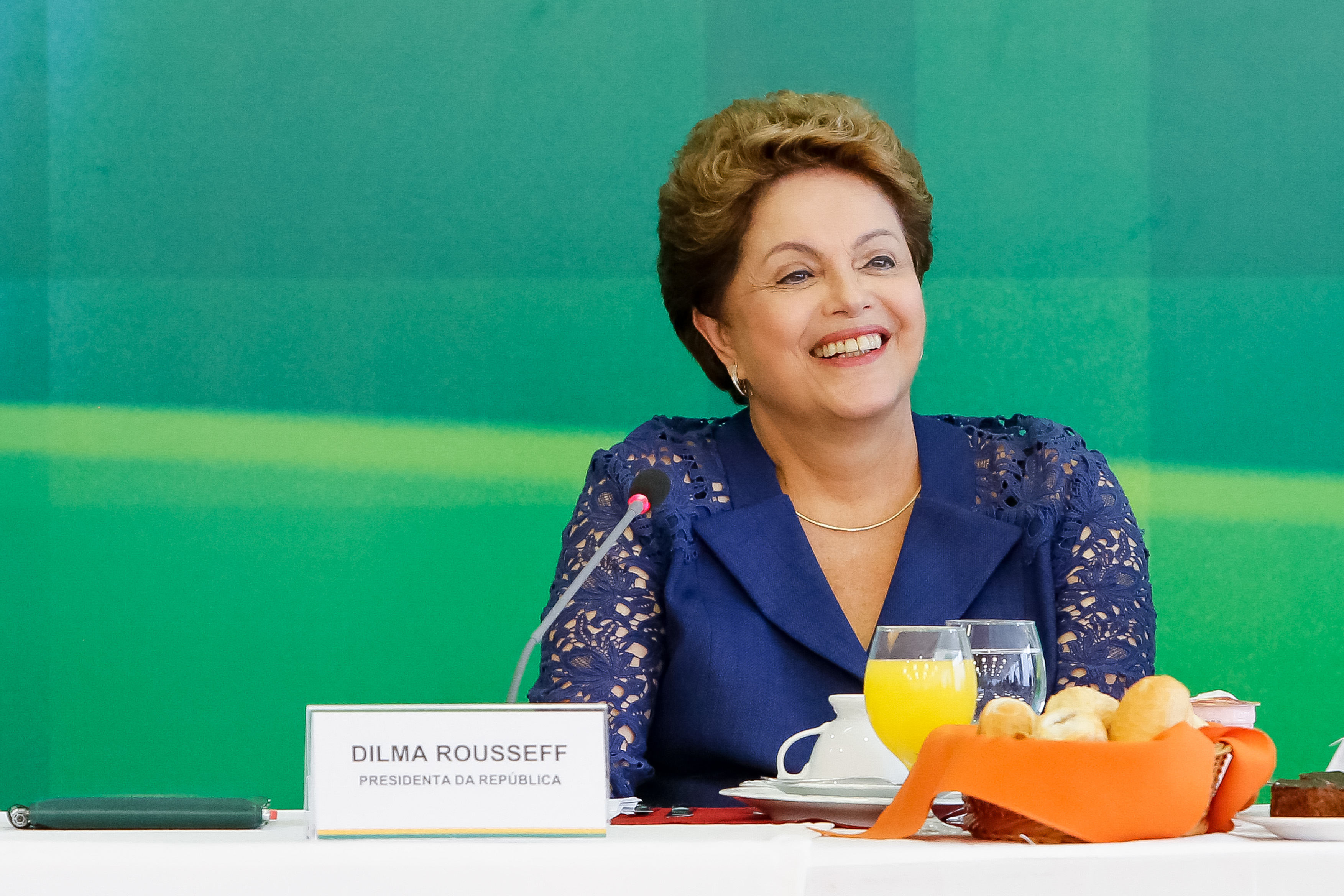 Presidenta Dilma