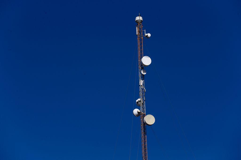 Antena de telefonia móvel