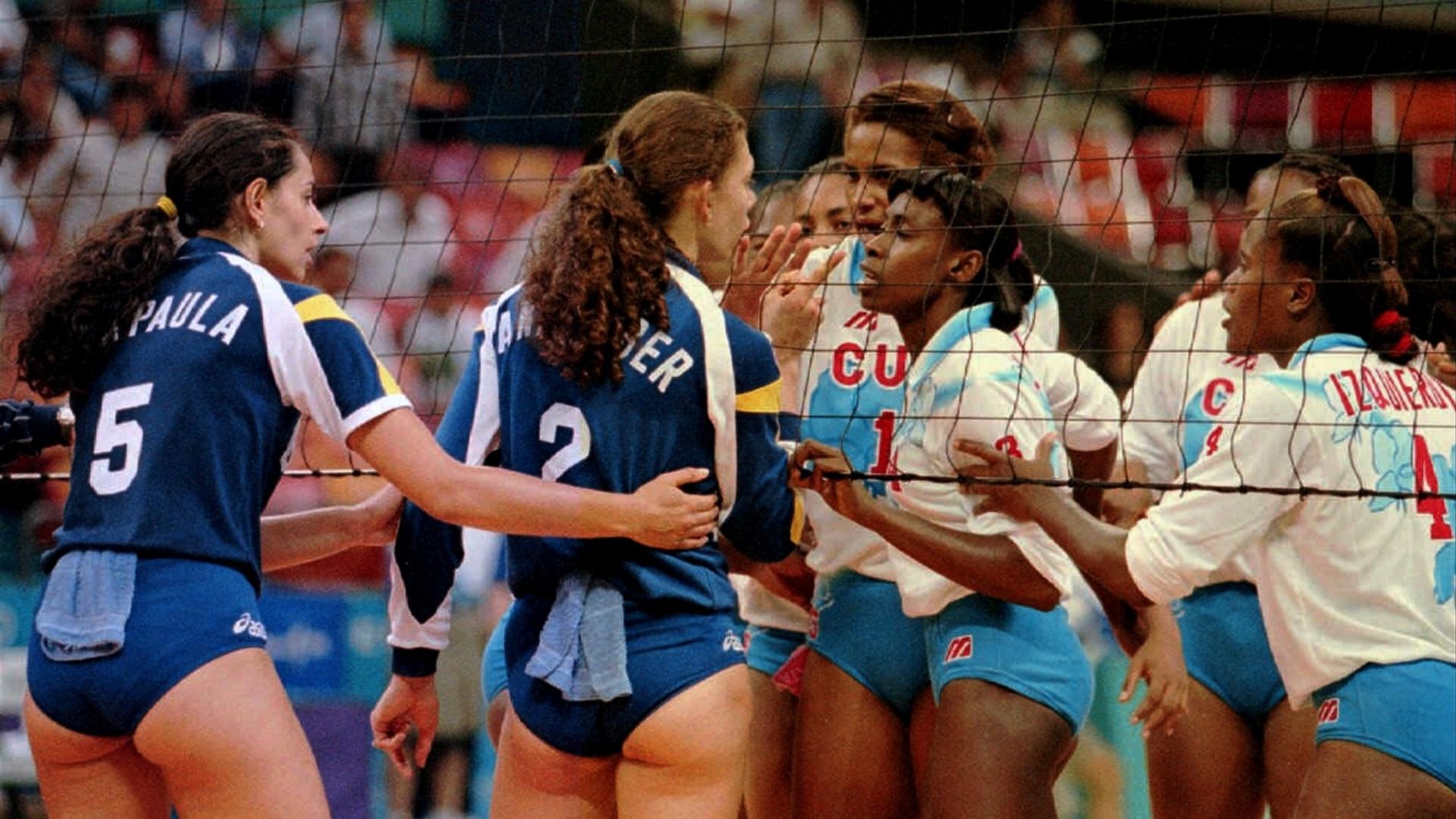 Filme mostra os desafio das atletas do Brasil na conquista do bronze nos Jogos Olímpicos de Atlanta em 1996
